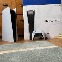 Consola Sony PS5 Blu-Ray Edition - Blanco