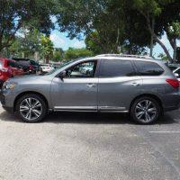 Used 2017 Nissan Pathfinder Platin