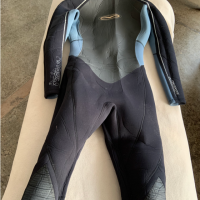 Traje Surf/Windsurf 5x3, Tamaño 42