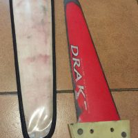 Quilla Slalom Drake 40cm
